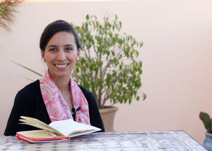 Maha Laziri : l'éducation avant tout !
