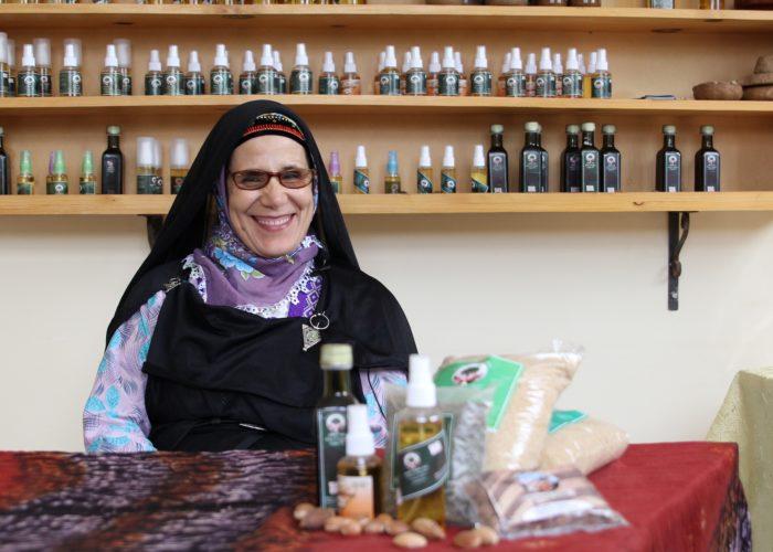 Khadija Elharim : figure d'une révolution locale