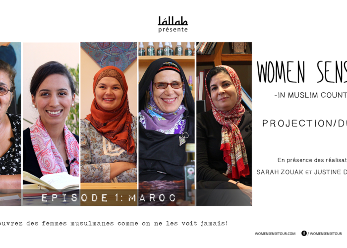 #Maroc : Documentaire Women SenseTour – in Muslim Countries