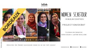 Lallab Femmes musulmanes #Lallab Women SenseTour in Muslim Countries Episode Maroc