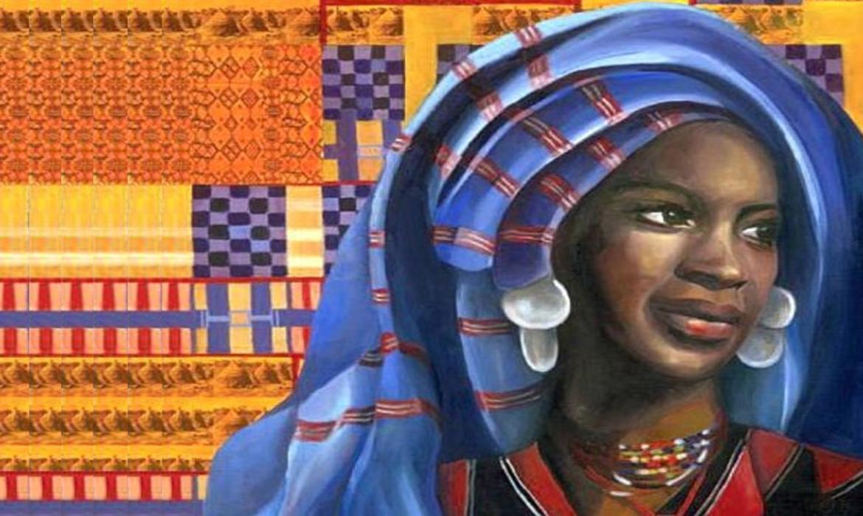 Nana Asma'u Oeuvre de Heba Amin