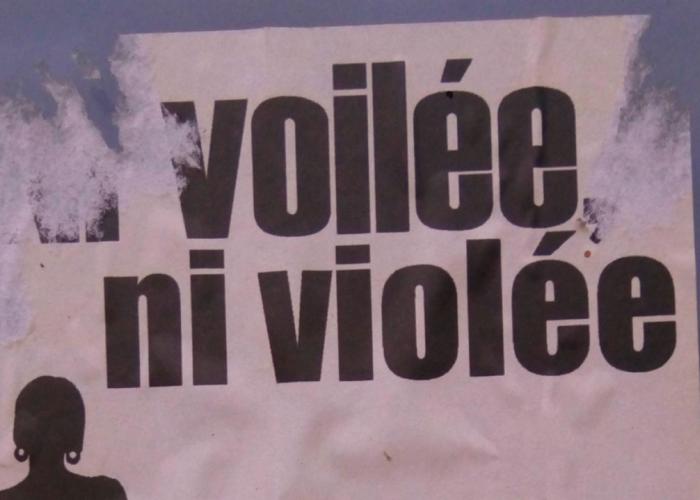 Pourquoi le slogan «ni voilée ni violée» me révolte