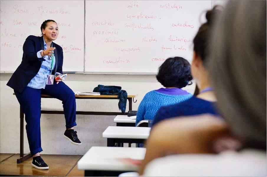 Samia Hathroubi Enseignante