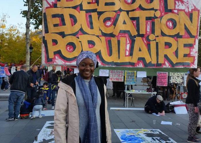 Afroféminisme : Ndella Paye met les points sur les i