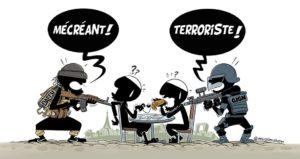 Crédit BDouin-Le Muslim show
