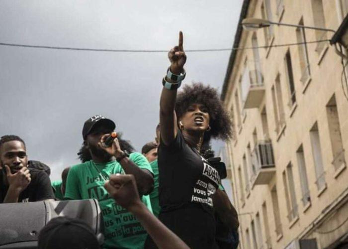 #CommuniquéLallab : appel au rassemblement contre les violences policières