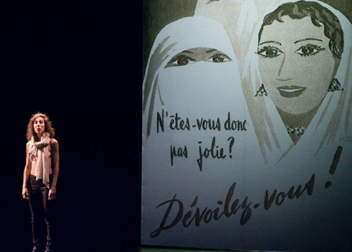 Ce qui nous regarde, une pièce de Myriam Marzouki… Ou la claque que je viens de me prendre !