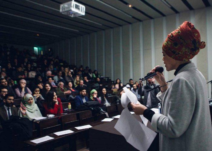 Le collectif Um'Artist ouvre une scène pour les artistes musulman.e.s