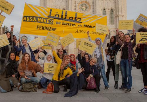 Pourquoi Lallab a participé à la marche féministe du 11 mars
