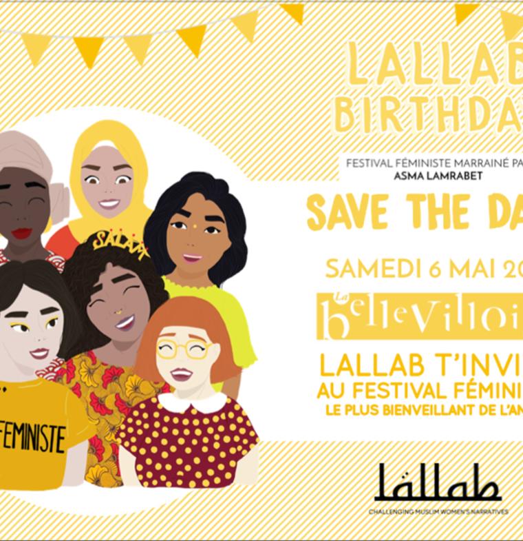 Lallab Birthday : un festival féministe pour célèbrer la sororité !