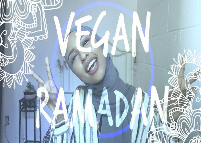 Mon premier Ramadan vegan