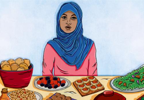 Le Ramadan vécu par des musulmanes souffrant de troubles du comportement alimentaire