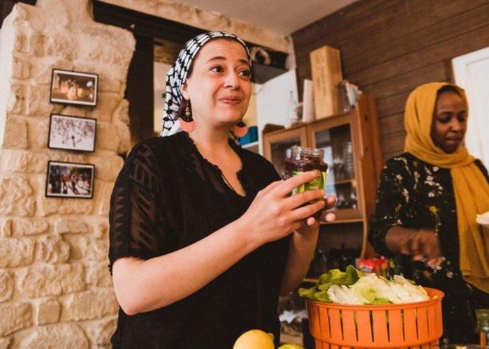 Rania Talala : la résistance palestinienne dans l'assiette