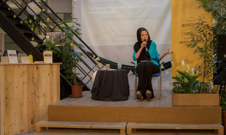 Malika Hamidi, la foi au service du militantisme féministe