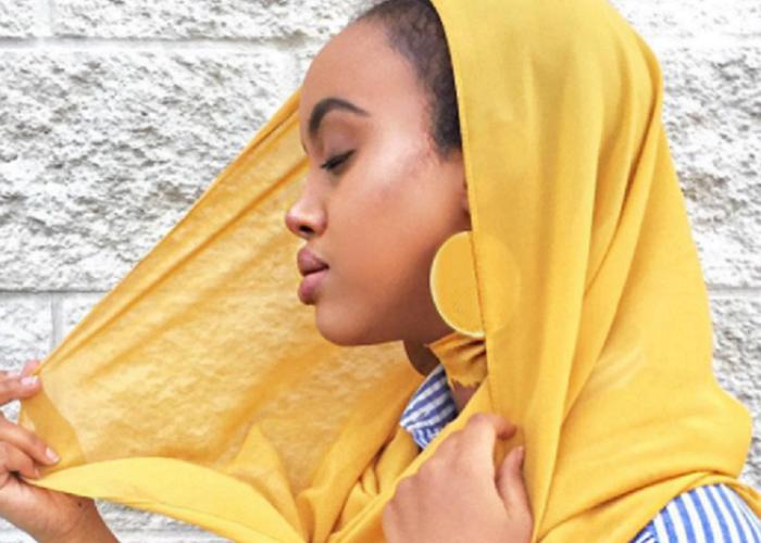 Mon foulard, j'ai décidé de me réconcilier avec toi
