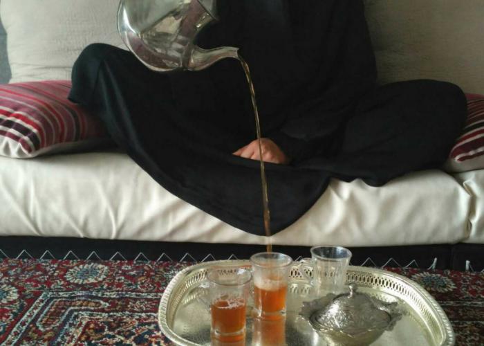 """Habiba Bent Mouloud : """"Réveille la Bédouine en toi"""""""