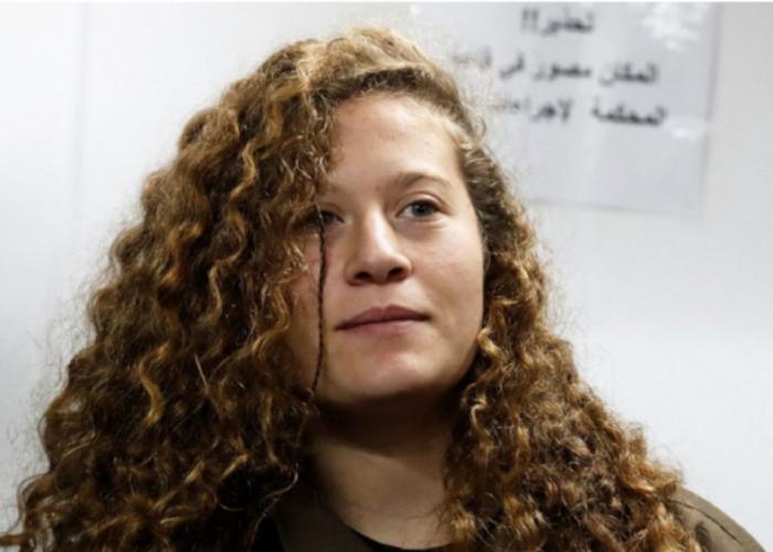 Ahed Tamimi, une victime méritant un soutien international