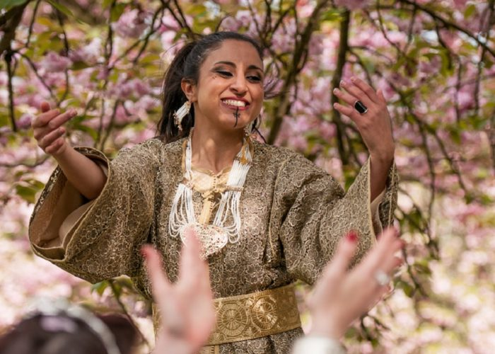 Raïssa Leï : militante par le biais de la danse
