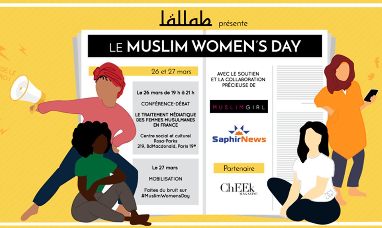 Muslim Women's Day : retour sur une première édition française
