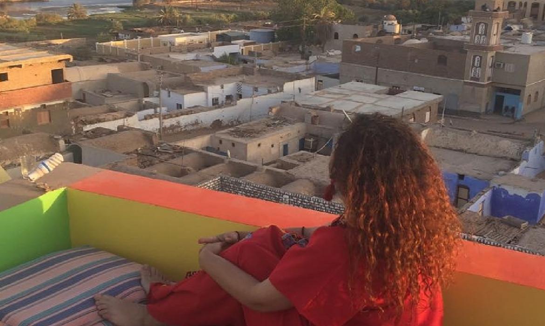 Hajer ou l'art de rappeler la splendeur des cultures arabes