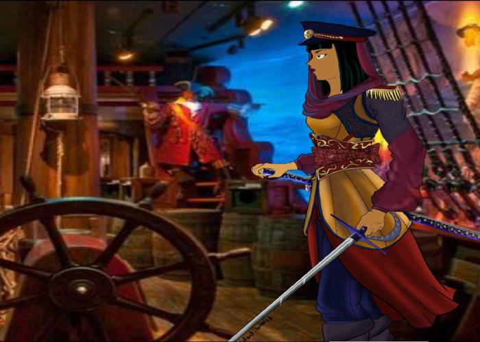 Malahayati, première femme amirale