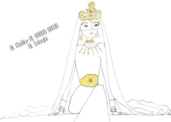 Malika Al Hurra : une reine bâtisseuse