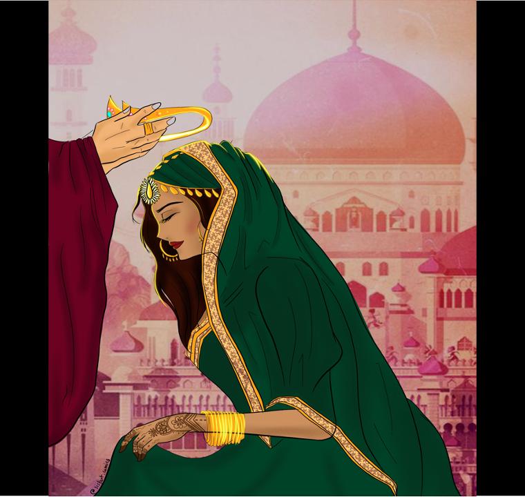 Razia Sultan : souveraine du sultanat de Delhi