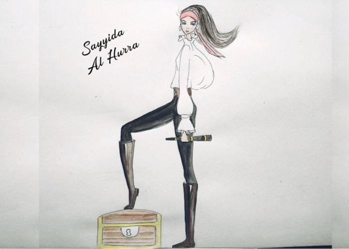 Sayyida Al Hurra : femme pirate