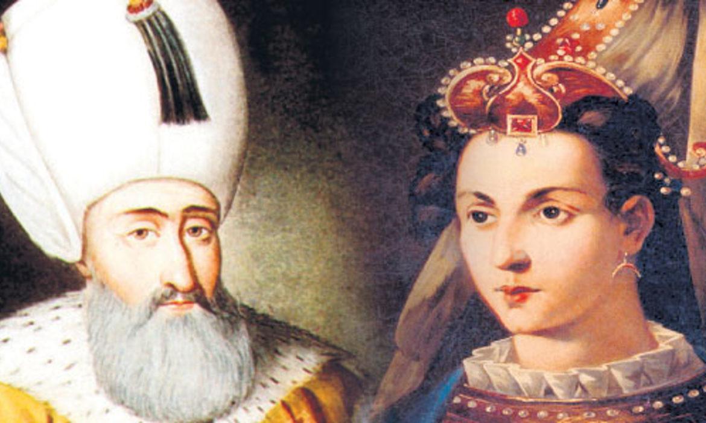 Hürrem Sultan : d'esclave à sultane