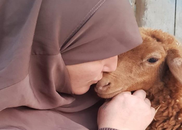 Joëlle Najar, la voix humaine au service des animaux