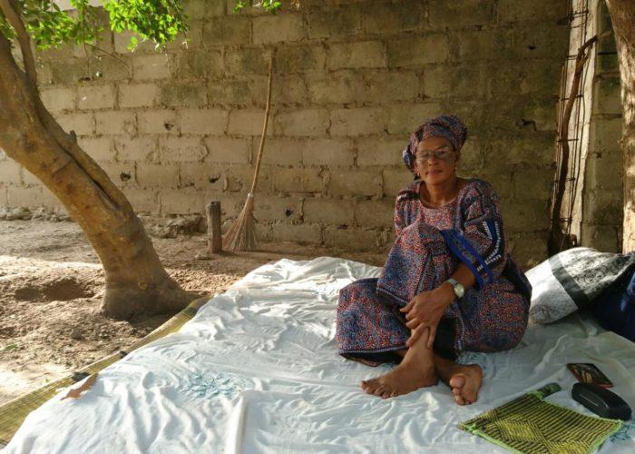 L'excision: le combat de vie de Mariama Gnamadio