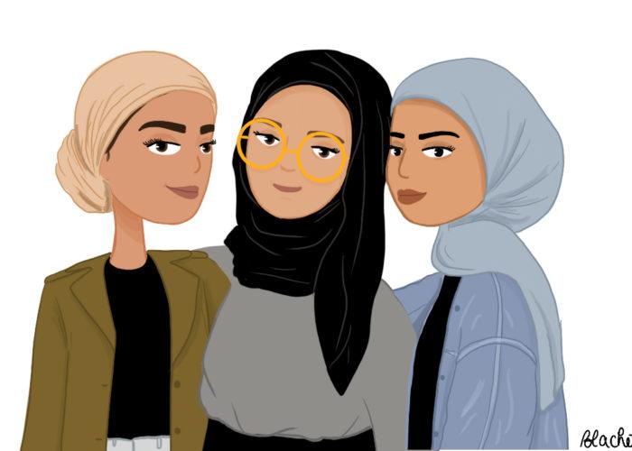 [Communiqué] Soutien à Imane Boun, à Maryam Pougetoux, et à toutes les femmes musulmanes face à l'obstination sexiste, raciste et islamophobe