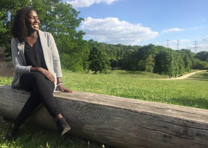 Goundo Diawara, la « Sankarette » fidèle à la Cité Rose