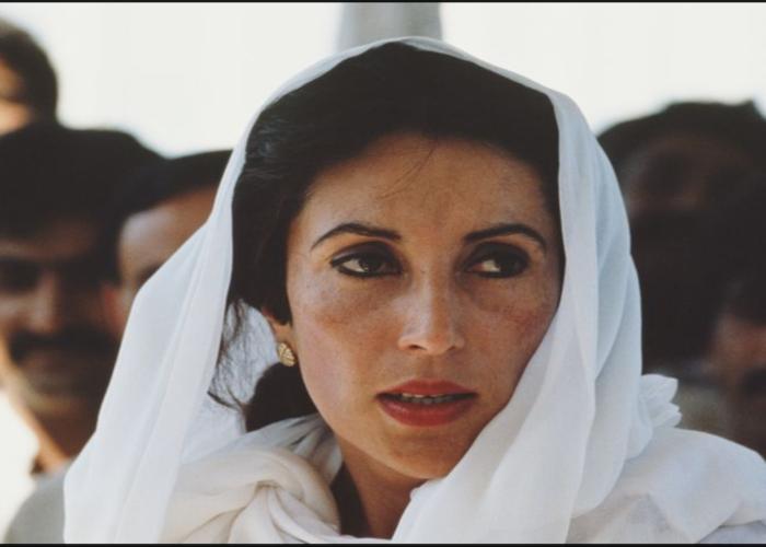Bénazir Bhutto, la force d'une femme