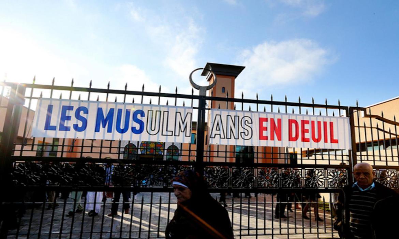 La représentation des musulmans dans l'opinion publique lorsque des actes terroristes ont lieu