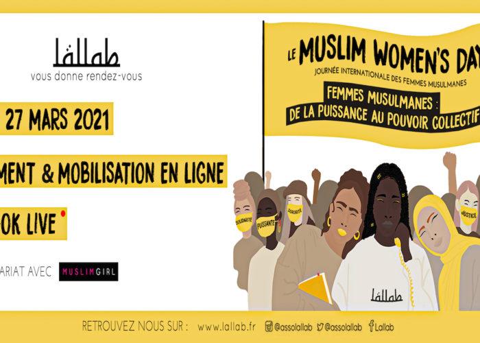 Revue de presse Muslim Women's Day 2021 #NousSommesPuissantes