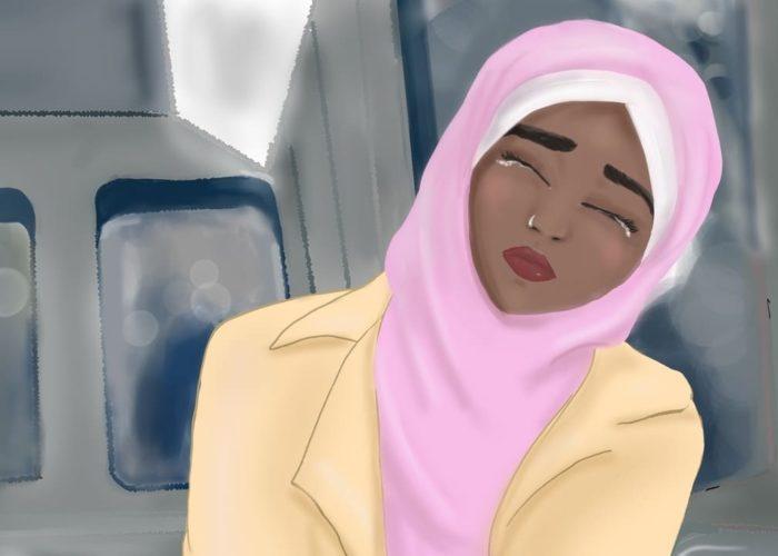 Histoire courte #4 : Les larmes d'Aicha
